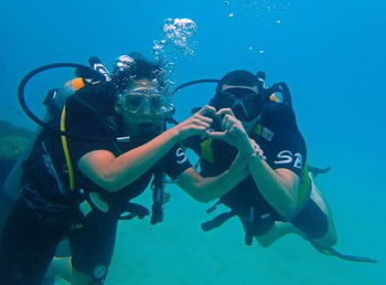 PADI Open Water Referral Course in Koh Tao island