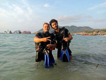 PADI Open Water Diver Referral course on Koh Samui