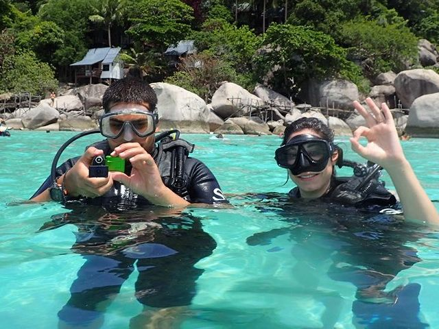 Special price for scuba diving & PADI Courses on Koh Phangan island during COVID-19